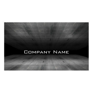 business_grey Double-Sided standard business cards (Pack of 100)