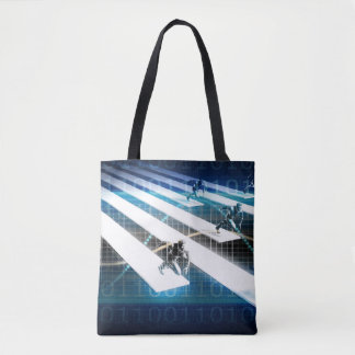 Business Incubator for Startup Tote Bag