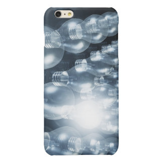 Business Innovation in Sales and Marketing Art Glossy iPhone 6 Plus Case