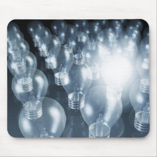 Business Innovation in Sales and Marketing Art Mouse Pad