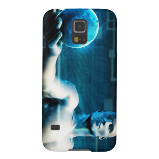 Business Intelligence with Data Abstract Galaxy S5 Cover