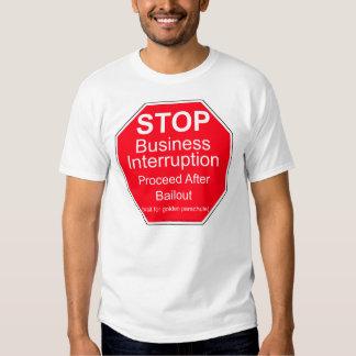 Business Interruption Tee Shirt