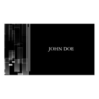 business_lines_vertical Double-Sided standard business cards (Pack of 100)