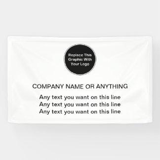 Business Logo Banner Template