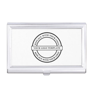 Business Logo Business Card Case