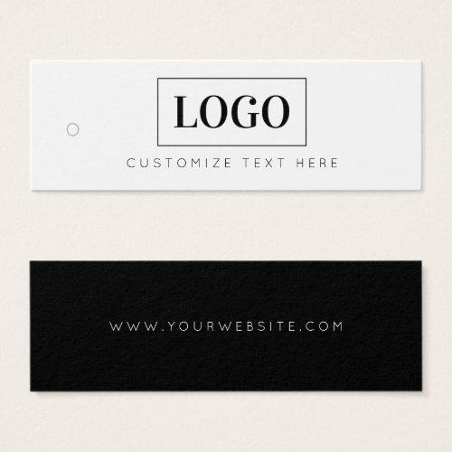 Business Logo Label Hang Tag