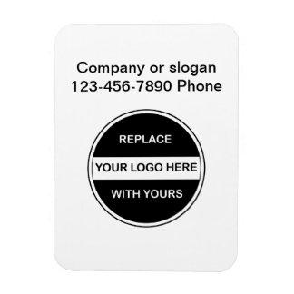 Business Logo Magnets