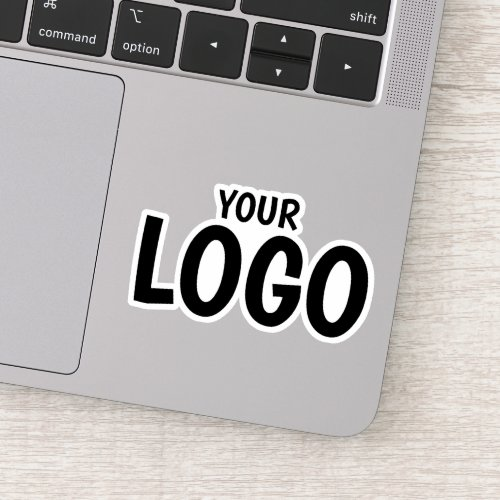 Business Logo Sticker