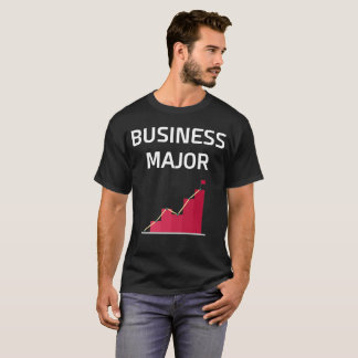 Business Major College Degree T-Shirt