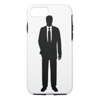 Business man iPhone 7 case
