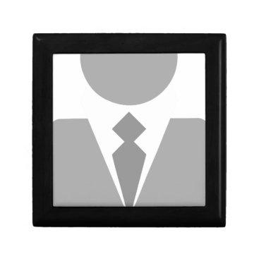 Business Man Jewelry Box