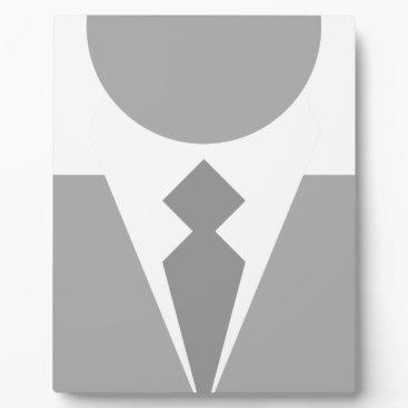 Business Man Plaque