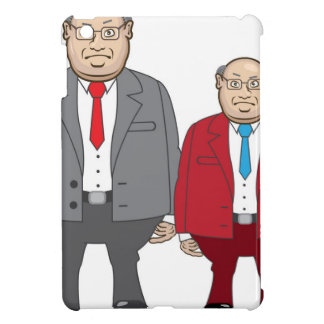 Business Man with Money Case For The iPad Mini