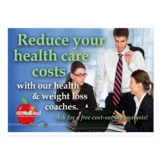 Business Marketing Postcard