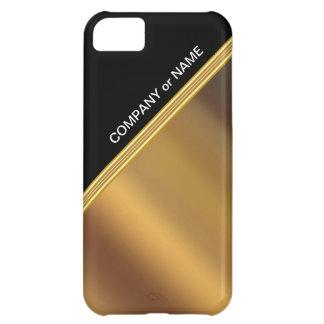 Business Monogram iPhone 5 Case