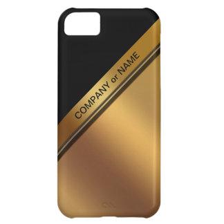 Business Monogram iPhone 5C Case