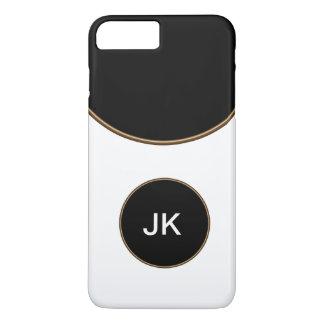 Business Monogram Style iPhone 8 Plus/7 Plus Case