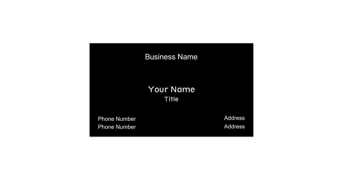 Business name your name title phone number for Southern living phone number