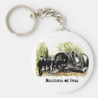 Business of Fear Keychain