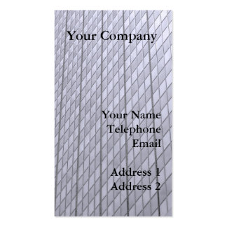 Business or Office Highrise Building Facade Double-Sided Standard Business Cards (Pack Of 100)