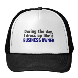 Business Owner During The Day Hat