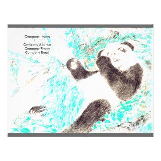 Business Panda Letterhead