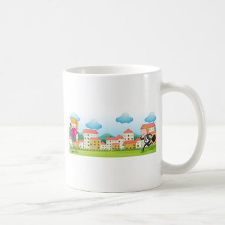 Business people coffee mug