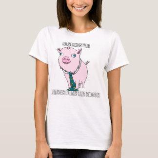 Business Pig T-Shirt