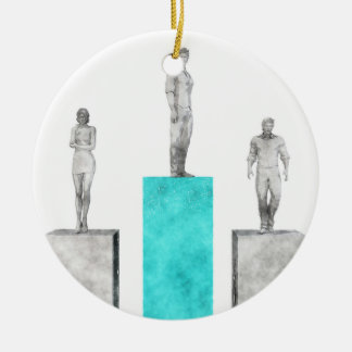Business Pioneer and Market Industry Leader Ceramic Ornament