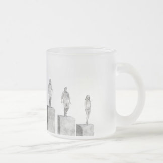 Business Pioneer and Market Industry Leader Frosted Glass Coffee Mug