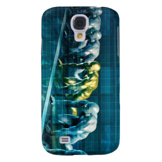 Business Planning with a Team Ready to Race Samsung Galaxy S4 Cases