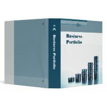 Business Portfolio Binder binders