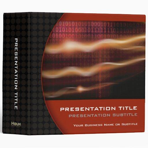 Business Presentation 0100101 (1a) - Binder