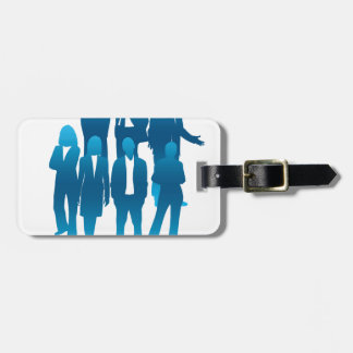 Business Professional Tag For Luggage