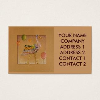 Business - Profile Card - Carousel Stork