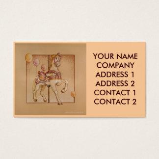 Business - Profile Card - Purple Pony Carousel