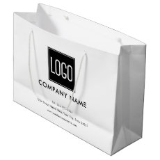 Business Promotional | Your Logo Large Gift Bag