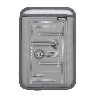Business Safety Door Safe iPad Mini Sleeves