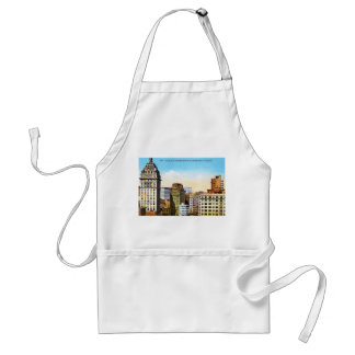 Business Section Adult Apron
