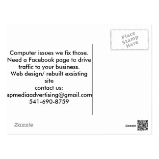 Business Service Card