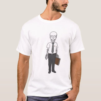 Business Skully T-Shirt