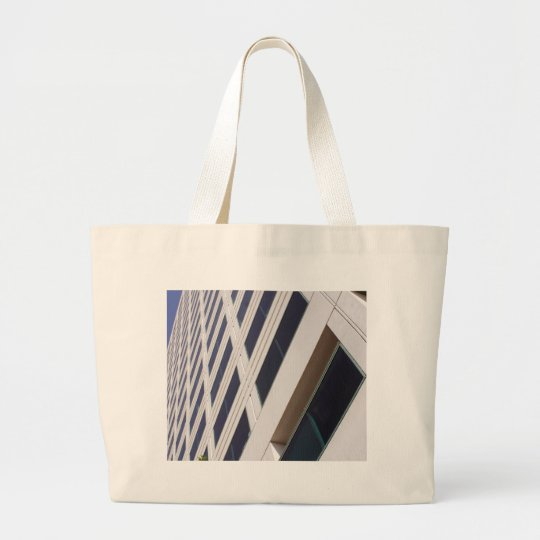 Business Skyscraper Art Photography Large Tote Bag
