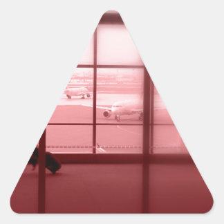 Business Slave Triangle Sticker