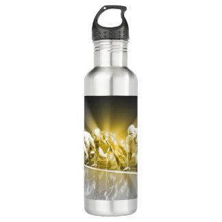 Business Startup Ready to Race Stainless Steel Water Bottle