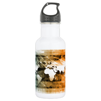 Business Startup Stainless Steel Water Bottle
