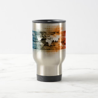 Business Startup Travel Mug