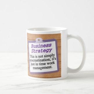 Business Strategy Coffee Mug