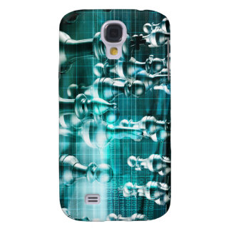 Business Strategy with a Chess Board Concept Samsung S4 Case