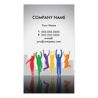 Business Success Business Card Templates