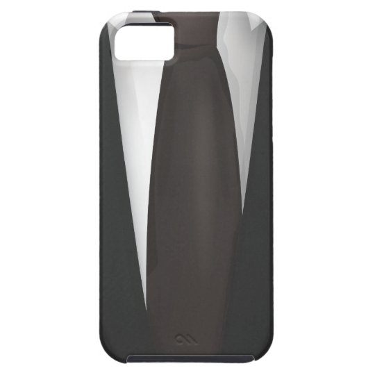 Business Suit iPhone SE/5/5s Case
